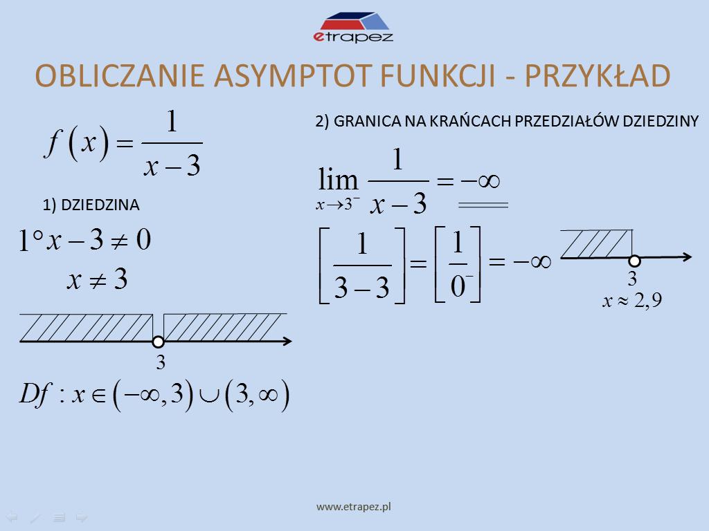 Lekcja 6 – Asymptoty
