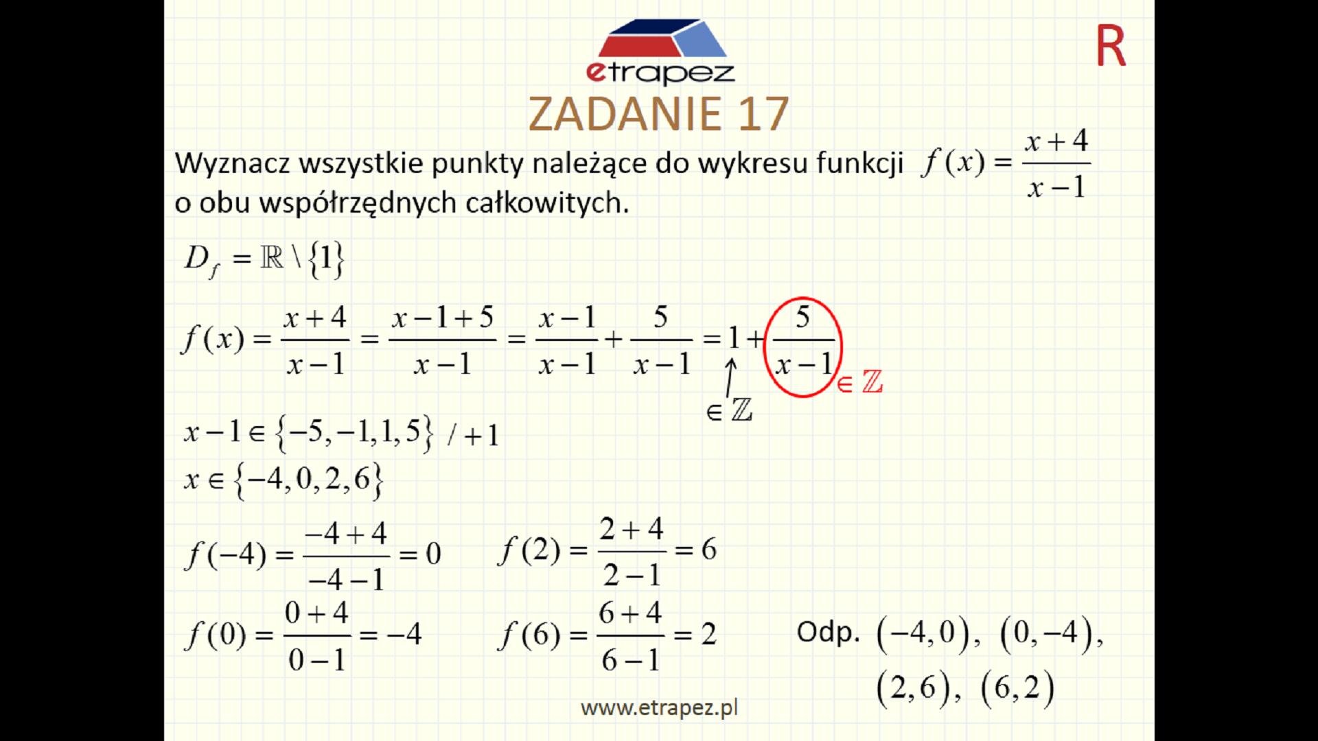 Lekcja 5 – Funkcje