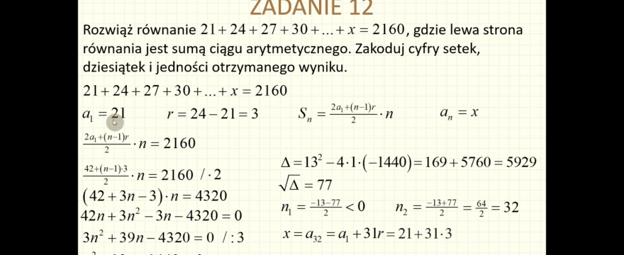 Lekcja 7 – Ciągi